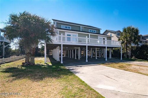 Photo of 1273 Ocean Boulevard W # 1, Holden Beach, NC 28462 (MLS # 100258423)
