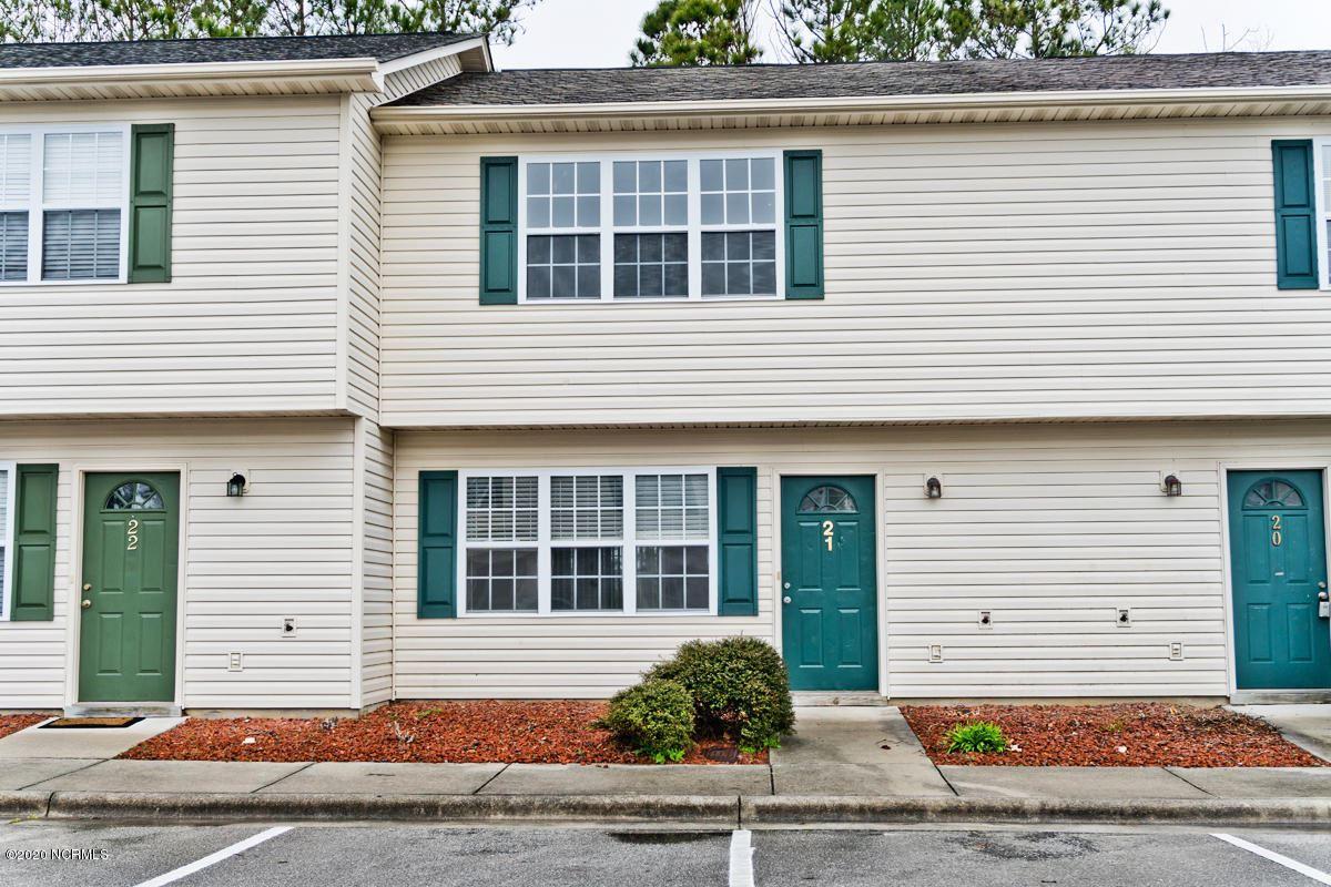 21 Pirates Cove Drive, Swansboro, NC 28584 - #: 100206423