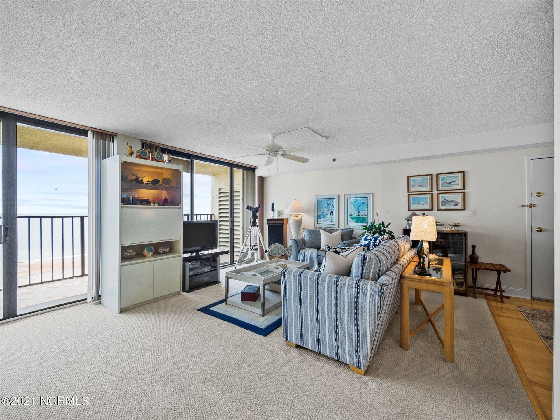 Photo of 4110 N Island Drive #Unit 202, North Topsail Beach, NC 28460 (MLS # 100294423)
