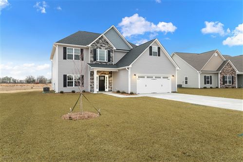 Photo of 3211 Dandelion Drive, Grimesland, NC 27837 (MLS # 100163424)