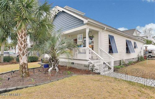 Photo of 507 Ocean Boulevard, Carolina Beach, NC 28428 (MLS # 100251424)