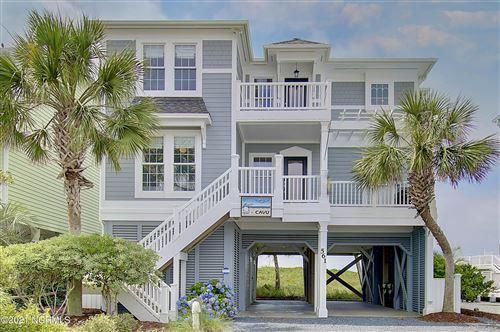 Photo of 561 Ocean Boulevard W, Holden Beach, NC 28462 (MLS # 100278424)