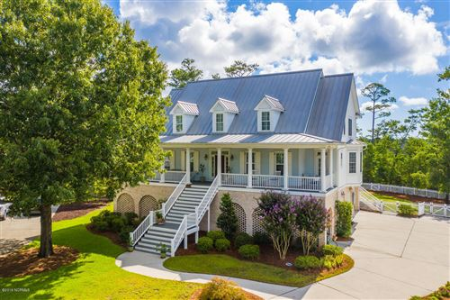 Photo of 517 Marsh Oaks Drive, Wilmington, NC 28411 (MLS # 100178425)