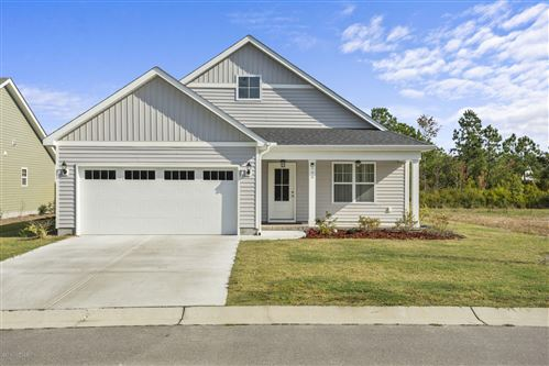 Photo of 308 Long Pond Drive, Sneads Ferry, NC 28460 (MLS # 100192425)