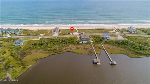 Tiny photo for 694 New River Inlet Road, North Topsail Beach, NC 28460 (MLS # 100280425)
