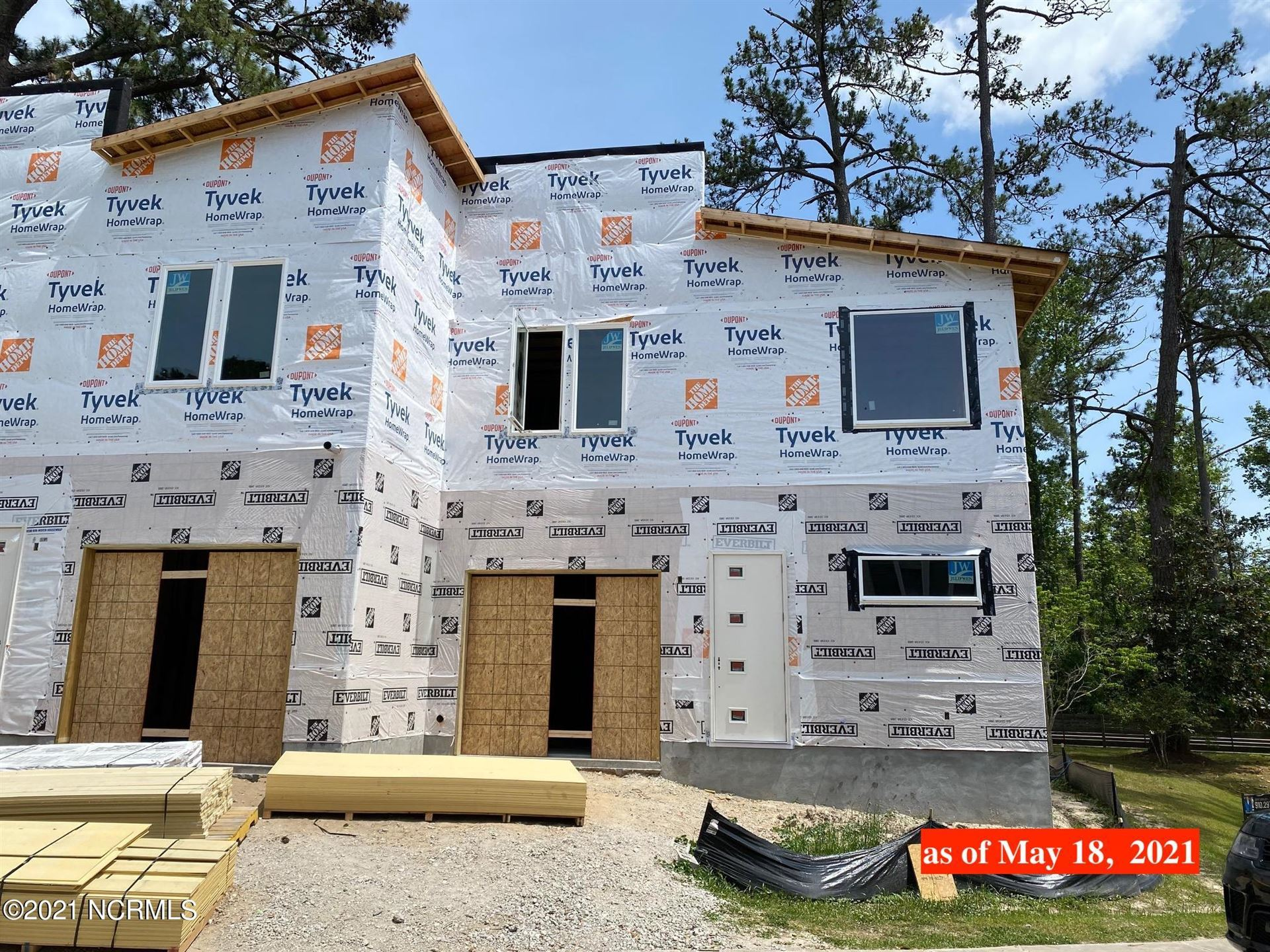 Photo for 2541 Tonbo Trail, Wilmington, NC 28409 (MLS # 100253425)