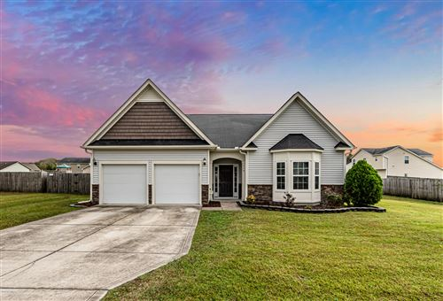 Photo of 119 Moss Creek Drive, Jacksonville, NC 28540 (MLS # 100237426)