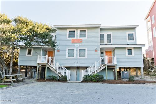 Photo of 6817 Ocean Drive #W, Emerald Isle, NC 28594 (MLS # 100209427)
