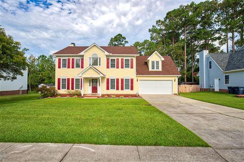 Photo of 104 Peachtree Drive, Jacksonville, NC 28546 (MLS # 100234427)