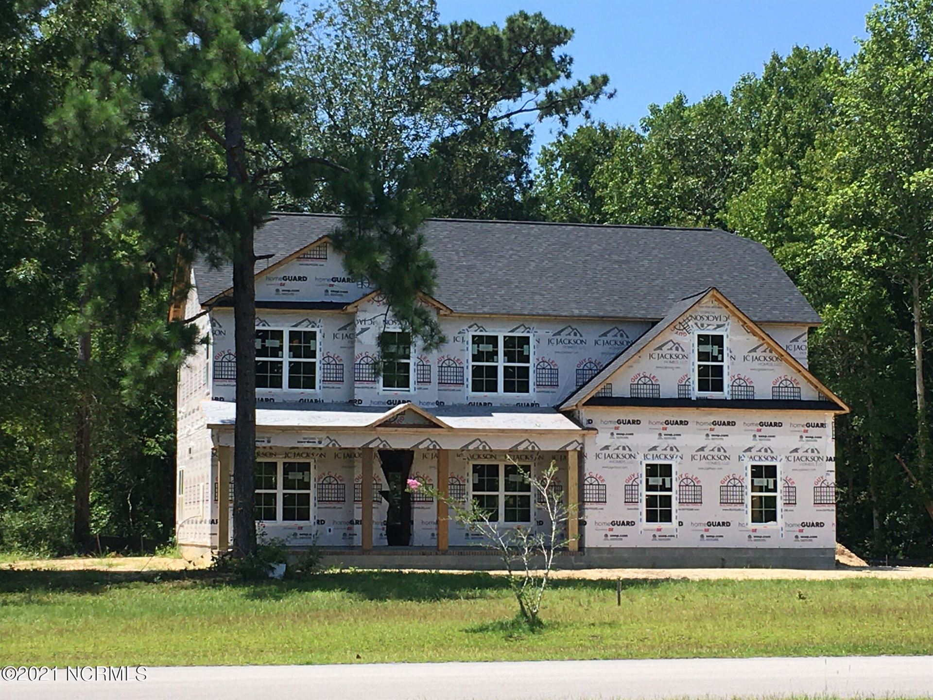 Photo of 210 Baird Point Road, Grantsboro, NC 28529 (MLS # 100280427)