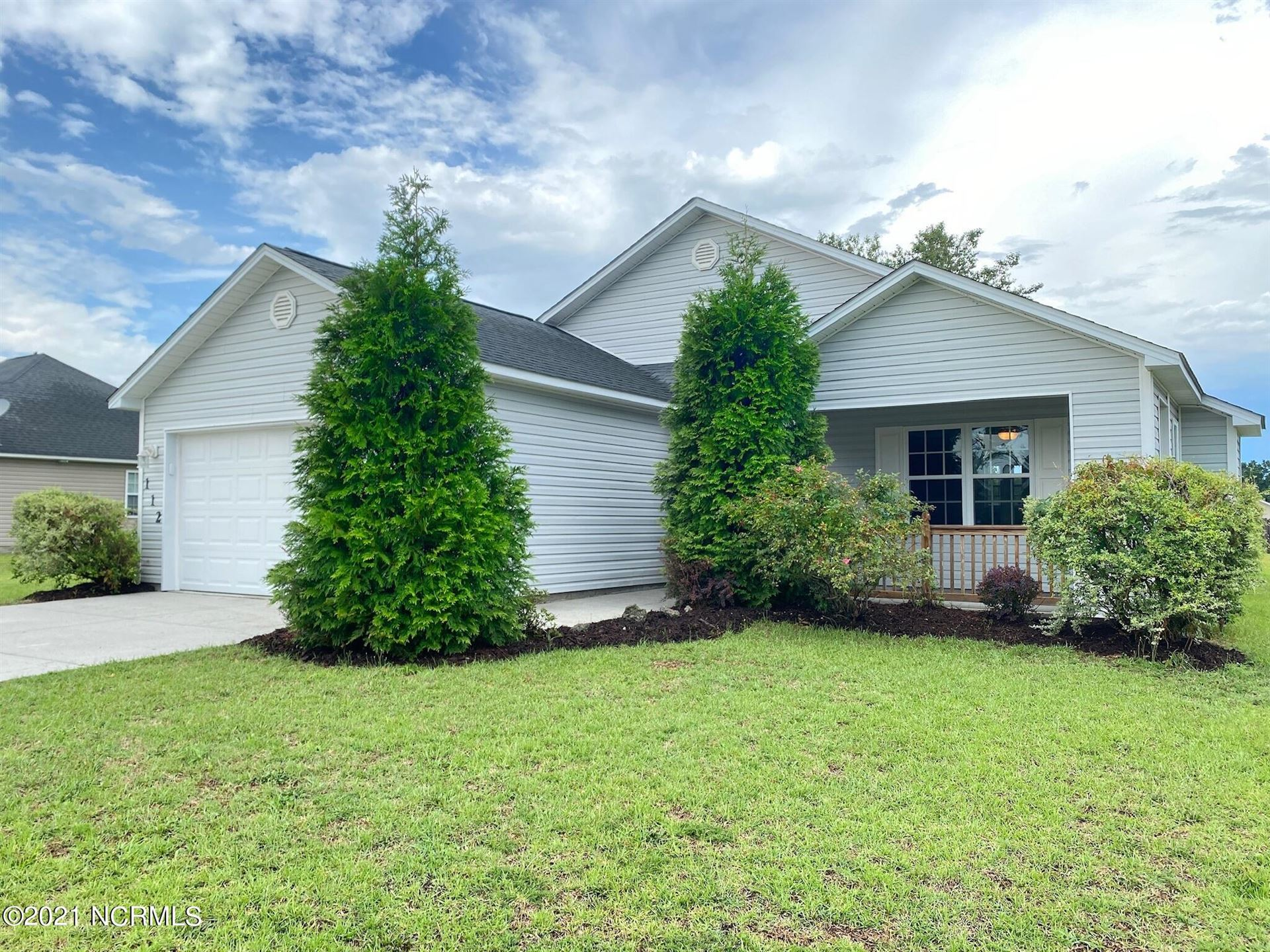Photo of 112 Silver Queen Lane, Richlands, NC 28574 (MLS # 100282428)
