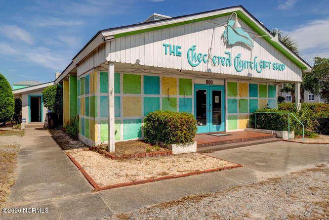 Photo of 800 Saint Joseph Street, Carolina Beach, NC 28428 (MLS # 100293428)