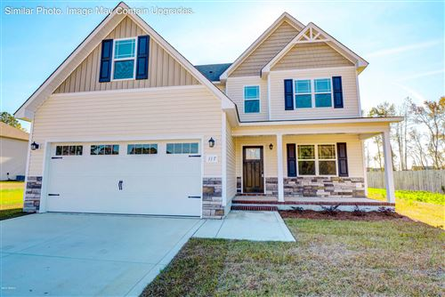Photo of 221 Rowland Drive, Richlands, NC 28574 (MLS # 100207429)