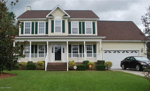 Photo of 103 Runnymeade Drive, Jacksonville, NC 28540 (MLS # 100238429)