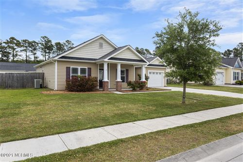 Photo of 420 Patriots Point Lane, Swansboro, NC 28584 (MLS # 100270430)