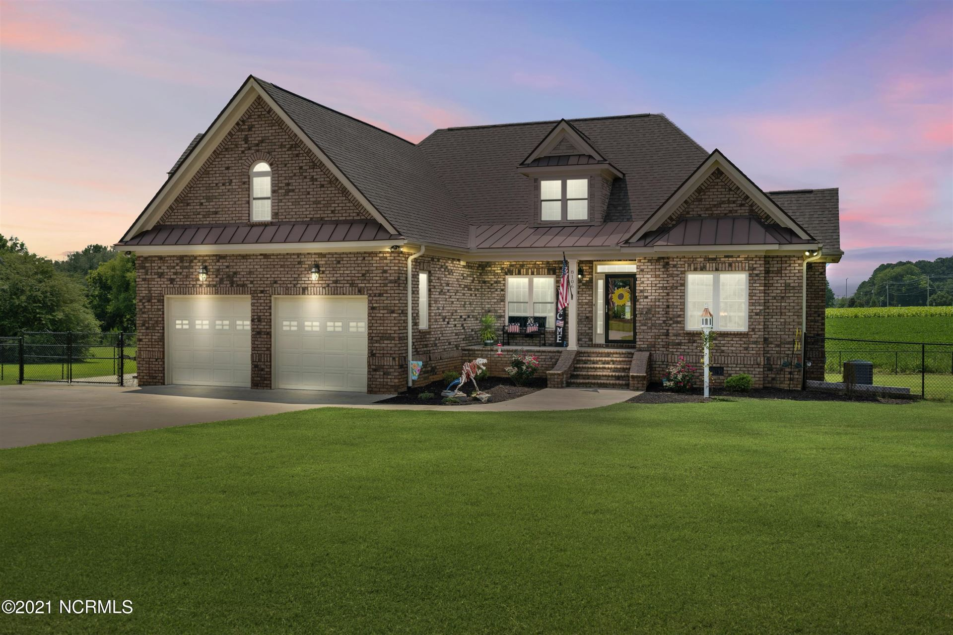 Photo of 8106 Pennyfield Lane, Sims, NC 27880 (MLS # 100285430)