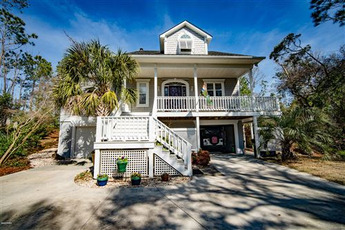Photo of 7524 Sound Drive, Emerald Isle, NC 28594 (MLS # 100209431)