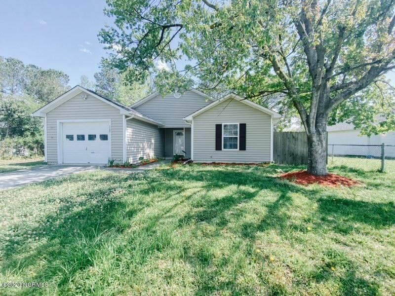 1107 Shroyer Circle, Jacksonville, NC 28540 - #: 100205431