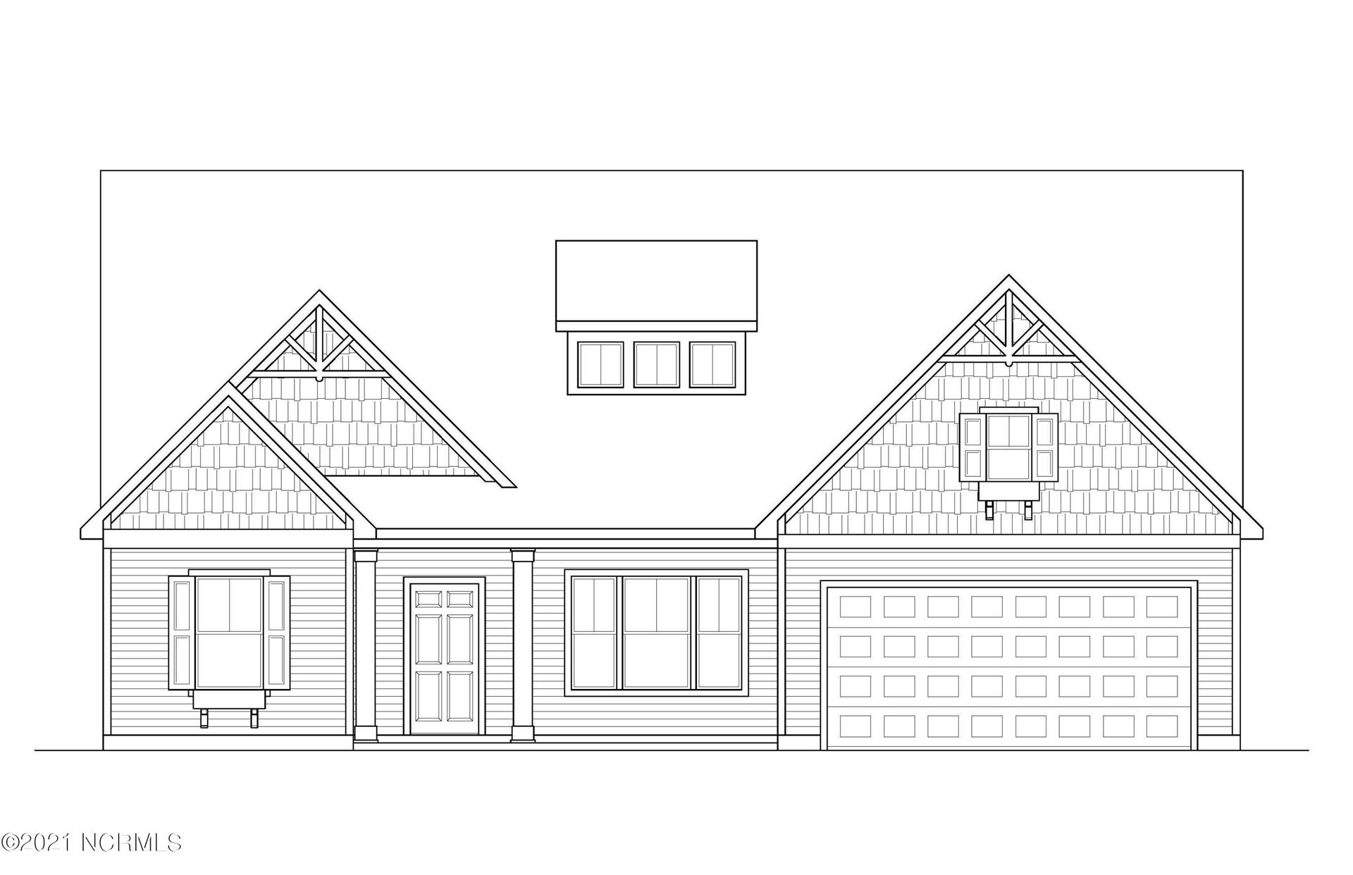 Photo of 797 NW Thistle Trail NW #56, Calabash, NC 28467 (MLS # 100284431)