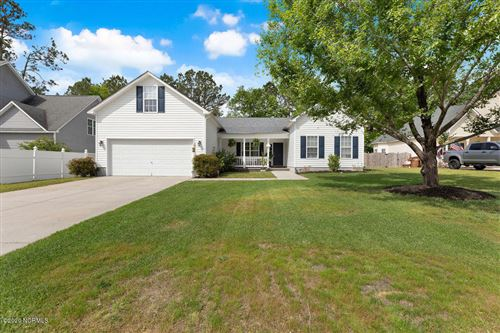 Photo of 110 Riverbirch Place, Jacksonville, NC 28546 (MLS # 100215432)