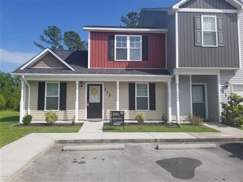 Photo of 113 Waterstone Lane, Jacksonville, NC 28546 (MLS # 100221432)