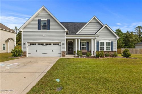 Photo of 124 Mittams Point Drive, Jacksonville, NC 28546 (MLS # 100238434)