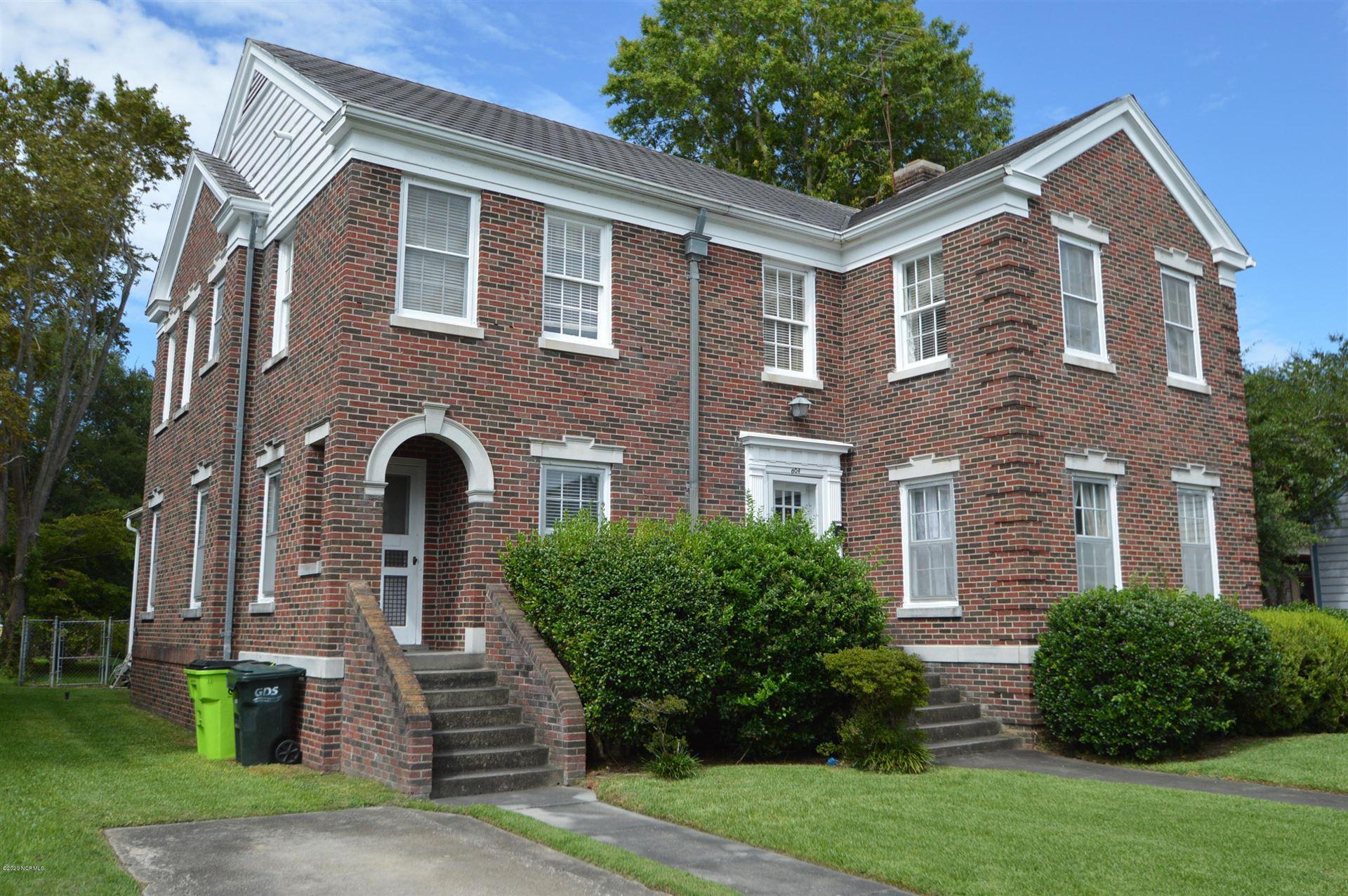 604 Pollock Street, New Bern, NC 28562 - #: 100204434