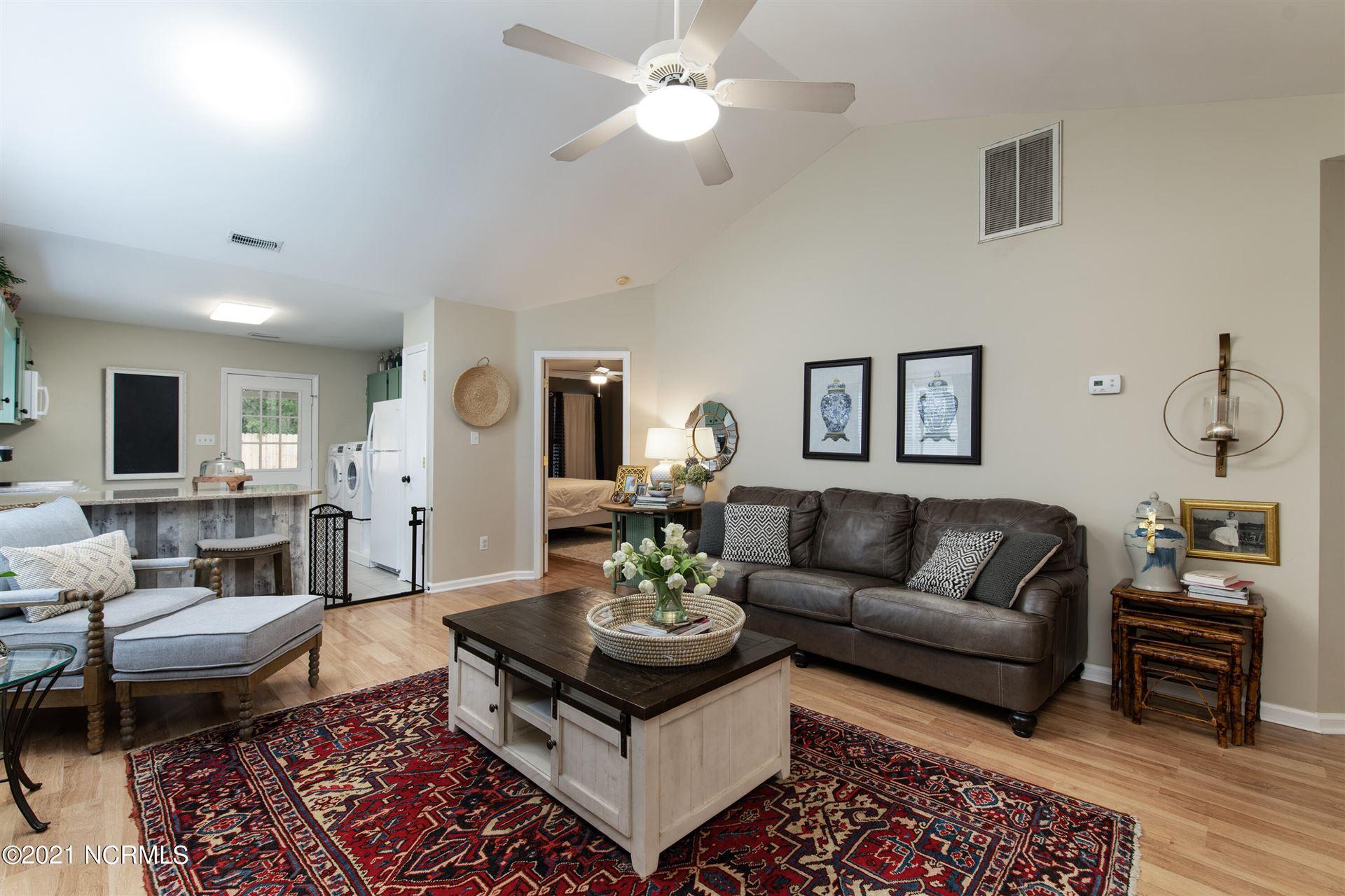Photo of 3602 Colony Drive, New Bern, NC 28562 (MLS # 100295434)