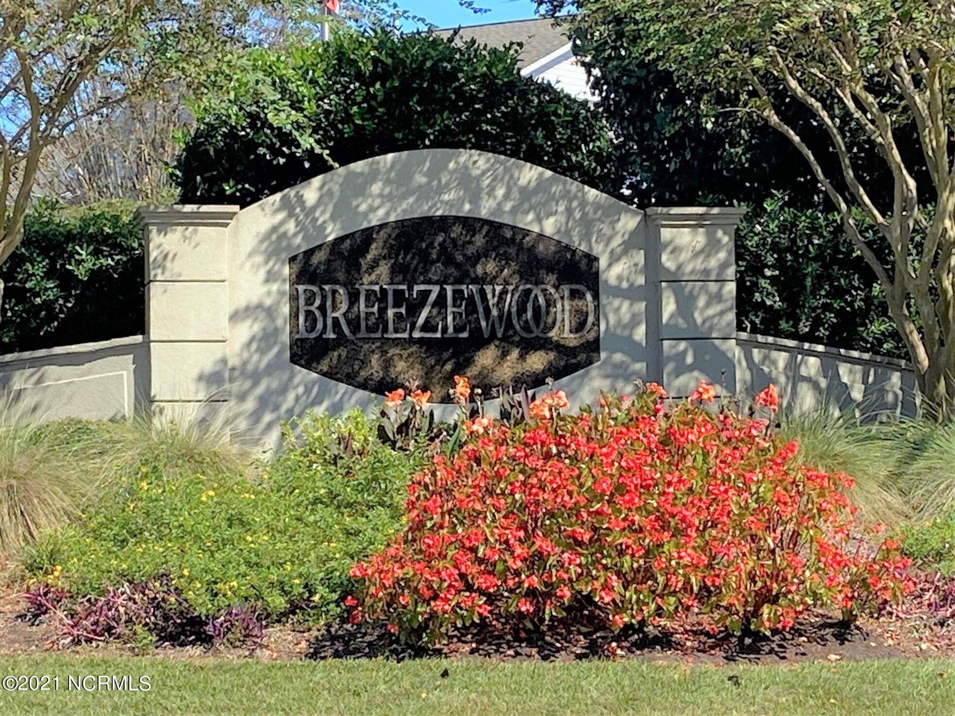 Photo of 4124 Breezewood Drive #Apt 202, Wilmington, NC 28412 (MLS # 100296434)
