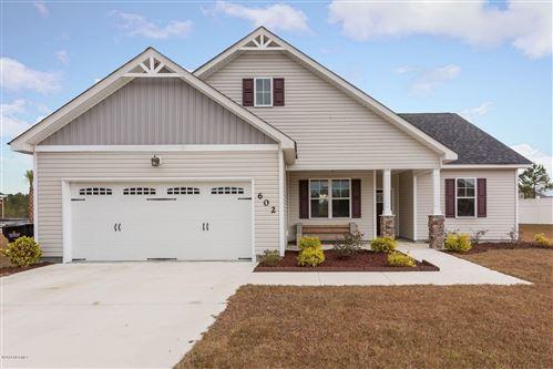 Photo of 602 Winfall Drive, Holly Ridge, NC 28445 (MLS # 100142435)
