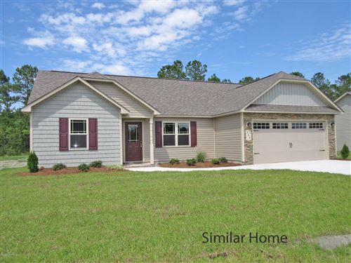 Photo of 109 Sonia Drive #Lot 4, Hubert, NC 28539 (MLS # 100199435)