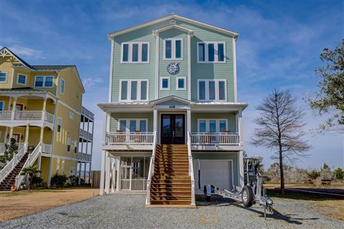 Photo of 118 Windjammer Drive, Surf City, NC 28445 (MLS # 100203435)