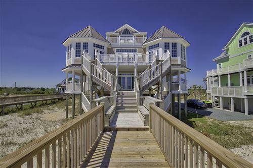 Photo of 634 Hampton Colony Circle, North Topsail Beach, NC 28460 (MLS # 100220435)