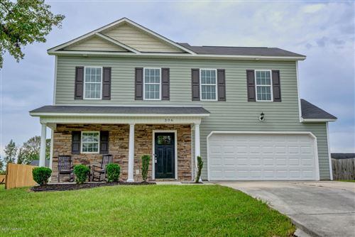 Photo of 306 Cabinwood Court, Richlands, NC 28574 (MLS # 100238435)