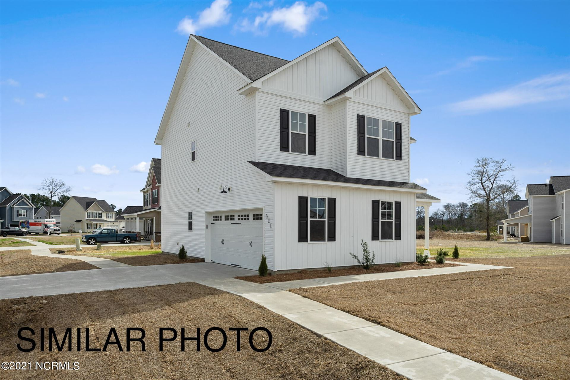 Photo of 140 Longhorn Road, Jacksonville, NC 28546 (MLS # 100275435)