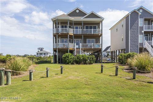 Photo of 1314 W Beach Drive, Oak Island, NC 28465 (MLS # 100275436)