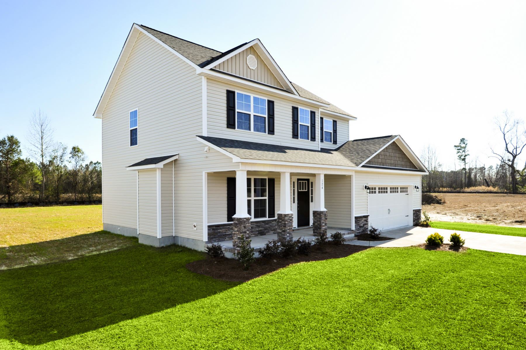 Photo of 523 Poults Drive, Richlands, NC 28574 (MLS # 100269436)
