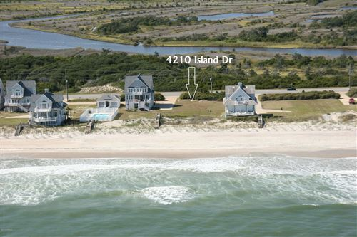Photo of 4210 Island Drive, North Topsail Beach, NC 28460 (MLS # 100204437)