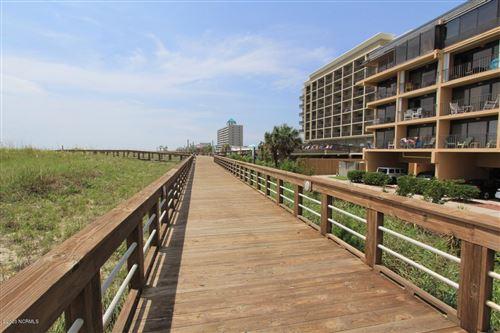 Photo of 222 Carolina Beach Avenue N #208, Carolina Beach, NC 28428 (MLS # 100232437)