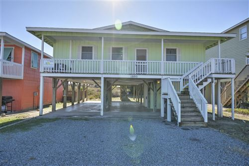 Photo of 1095 Ocean Boulevard W, Holden Beach, NC 28462 (MLS # 100196438)