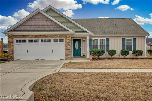 Photo of 210 Riverstone Court, Jacksonville, NC 28546 (MLS # 100255438)