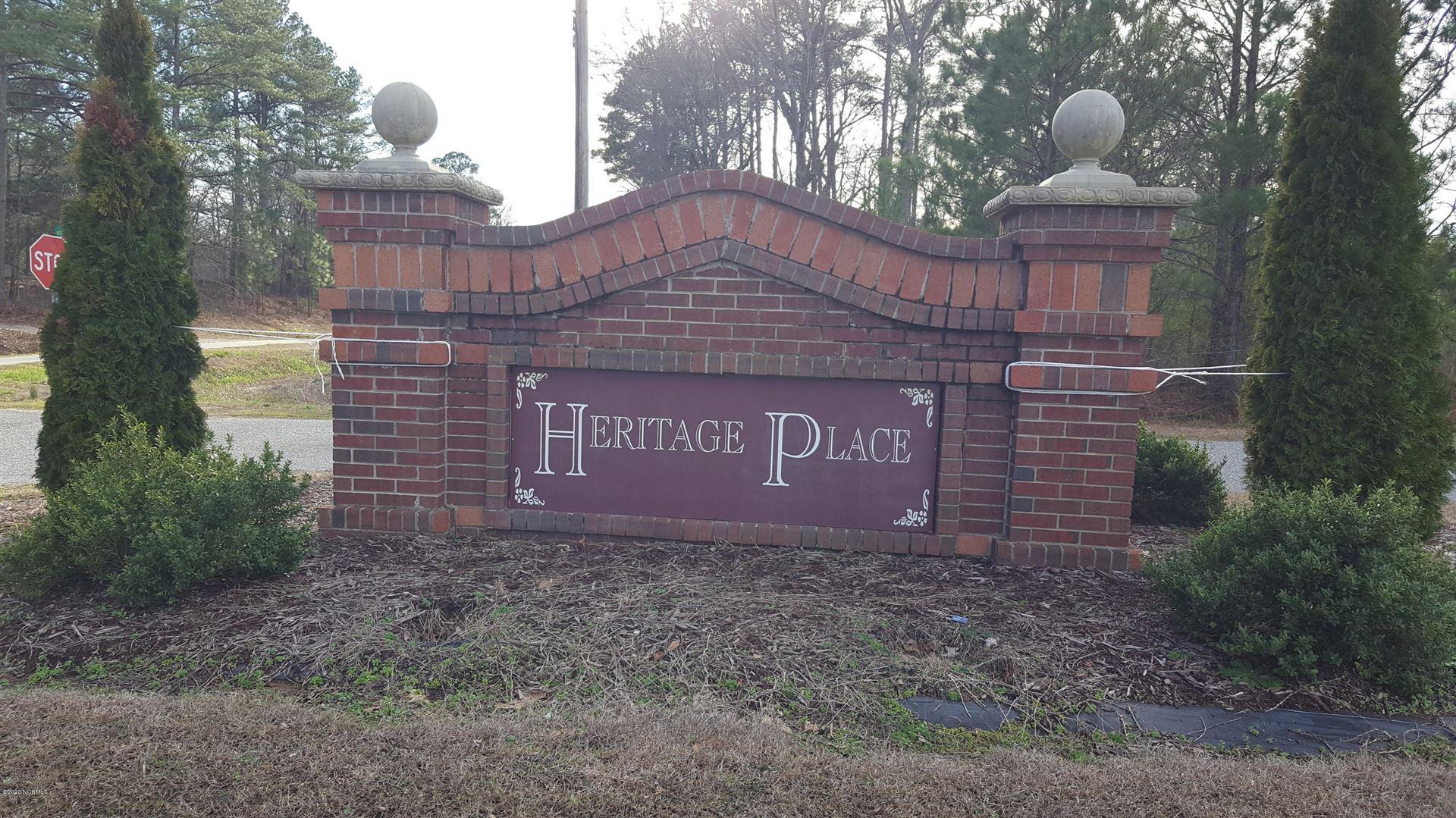 Photo of Tbd #14 Heritage Drive, Laurinburg, NC 28352 (MLS # 100204438)