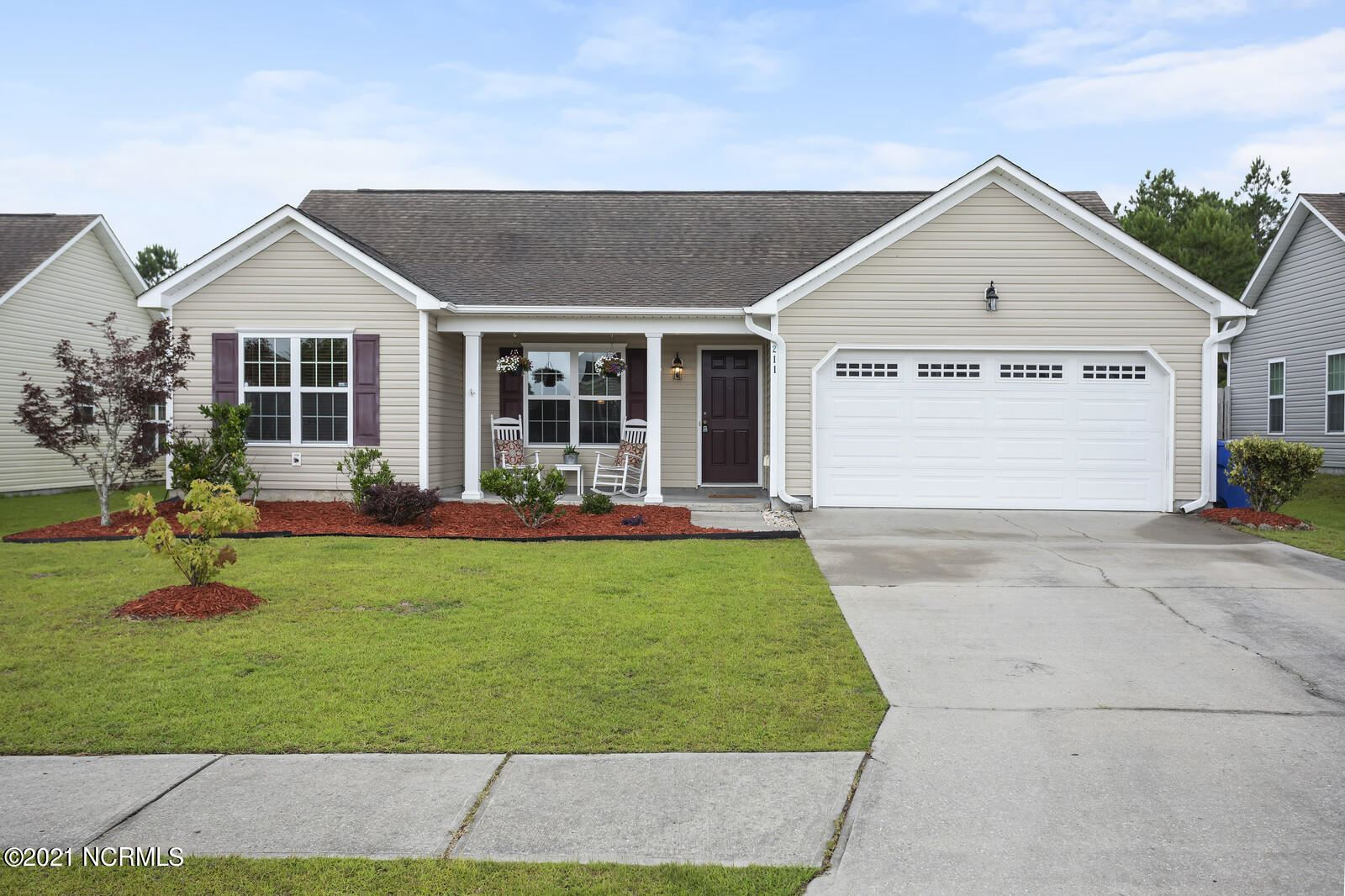 Photo for 211 Belvedere Drive, Holly Ridge, NC 28445 (MLS # 100282439)