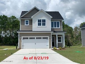 Photo of 520 Everett Glades, Sneads Ferry, NC 28460 (MLS # 100158440)