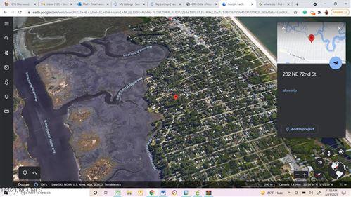 Tiny photo for 232 NE 72 Street, Oak Island, NC 28465 (MLS # 100285441)