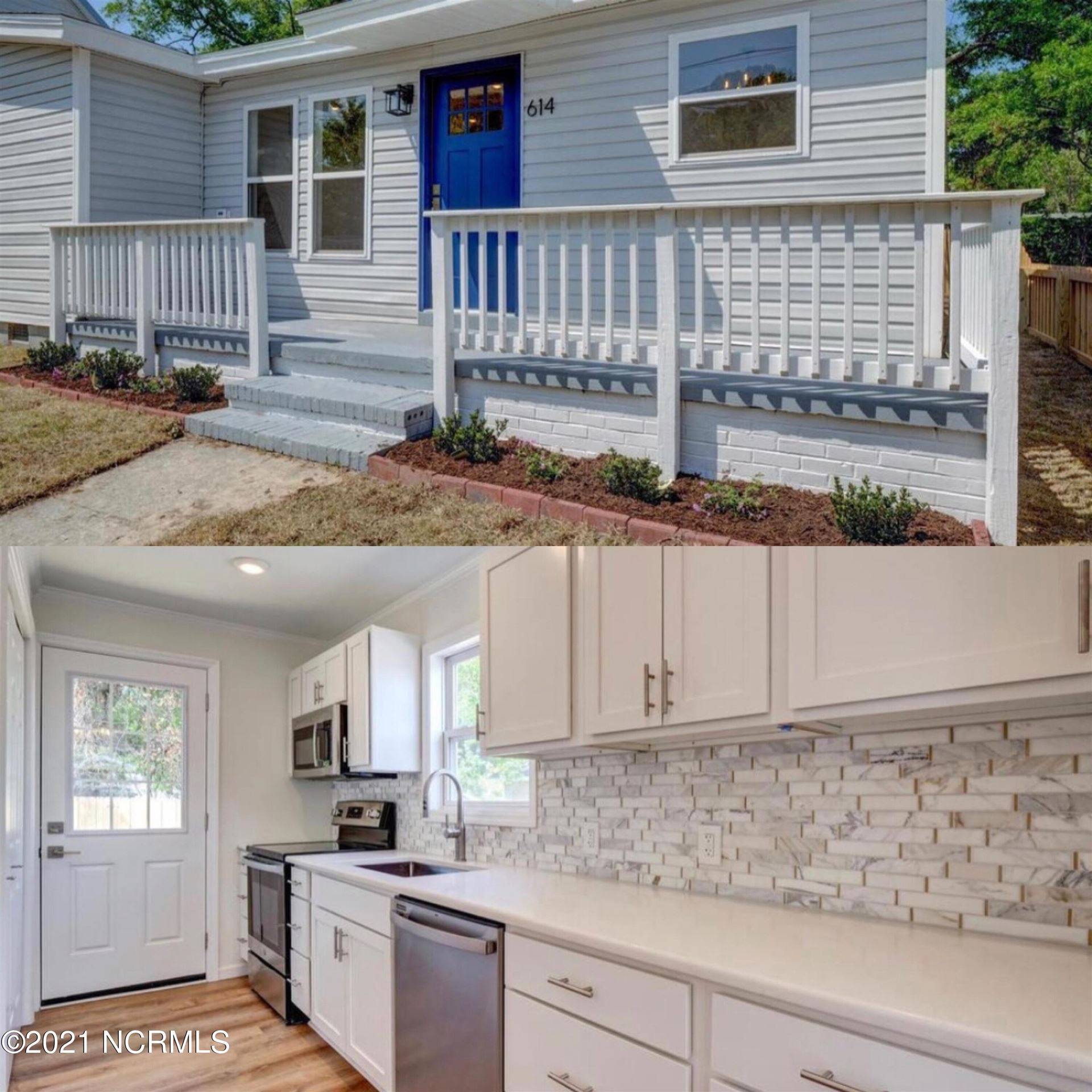 Photo for 614 S 9th Street, Wilmington, NC 28401 (MLS # 100266441)