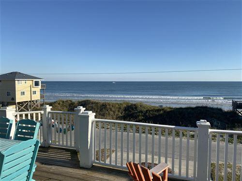 Photo of 213 Topsail Road Road, North Topsail Beach, NC 28460 (MLS # 100192442)