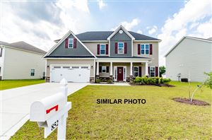 Photo of 317 Old Snap Dragon Court, Jacksonville, NC 28546 (MLS # 100143443)