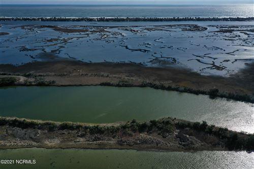 Photo of 77 Acres Intracoastal Waterway Island, Hampstead, NC 28443 (MLS # 100251443)