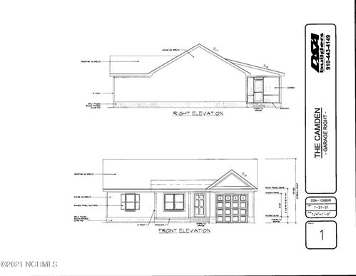 Photo of 1150 Springdale Road, Southport, NC 28461 (MLS # 100259443)